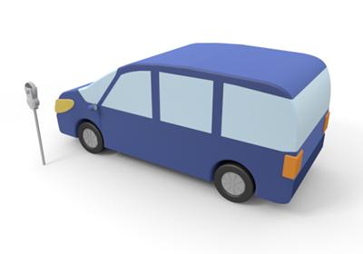 車庫証明・自動車登録のイメージ
