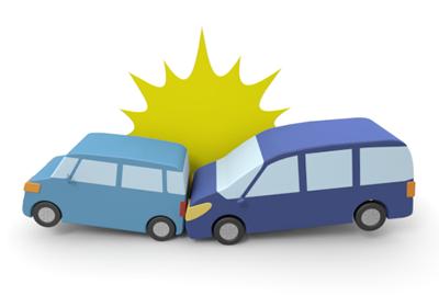 交通事故自賠責保険手続のイメージ